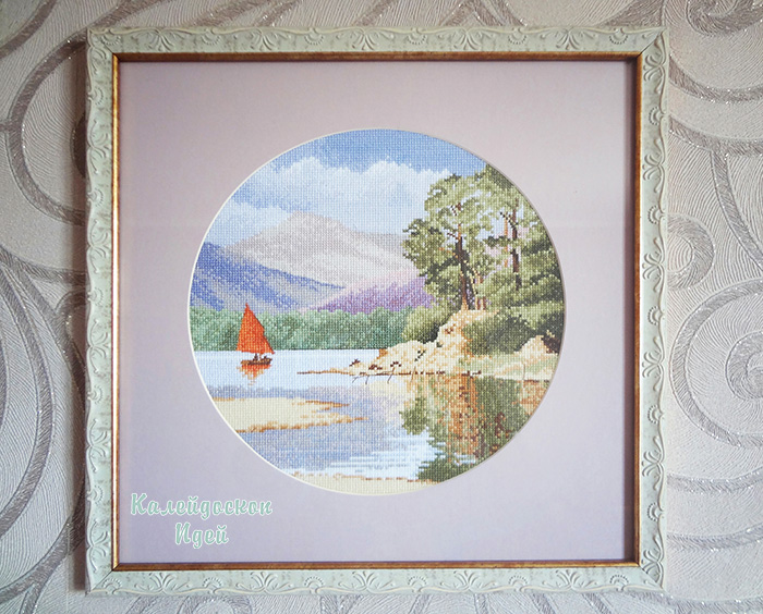 """Heritage """"Calm Waters"""", спокойные воды, херитаж, круги клейтона"""