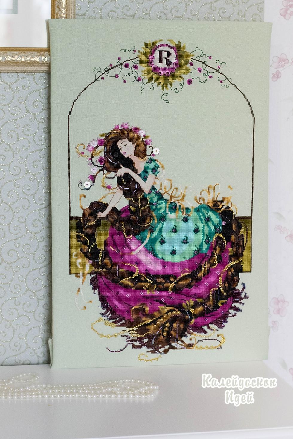 Mirabilia MD145 Rapunzel (Мирабилия Рапунцель)Нора Корбетт